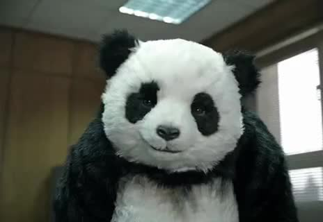 Watch and share Computer GIFs and Panda GIFs on Gfycat