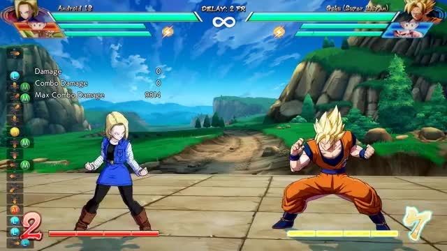 Watch and share Dbfz GIFs by ZeinWasTaken on Gfycat