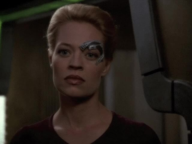 Watch this trending GIF on Gfycat. Discover more jeri ryan GIFs on Gfycat