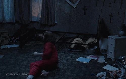 Watch and share Conjuring GIFs on Gfycat