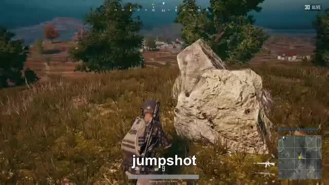 Watch jumpshot GIF by Gamer DVR (@xboxdvr) on Gfycat. Discover more PLAYERUNKNOWNSBATTLEGROUNDS, Shockem Guy, xbox, xbox dvr, xbox one GIFs on Gfycat