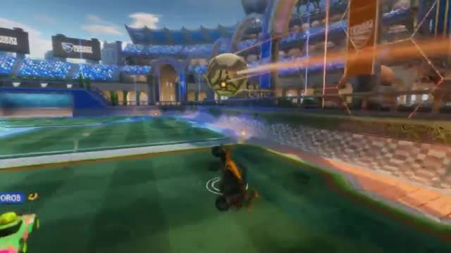 Watch and share Nice Rocket League Solo Finish GIFs on Gfycat