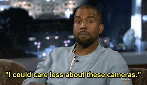 kanye west, Kanye West Cameras GIFs