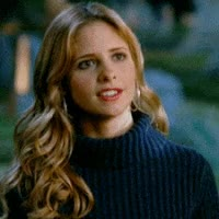 Watch and share Buffy Really? GIFs on Gfycat