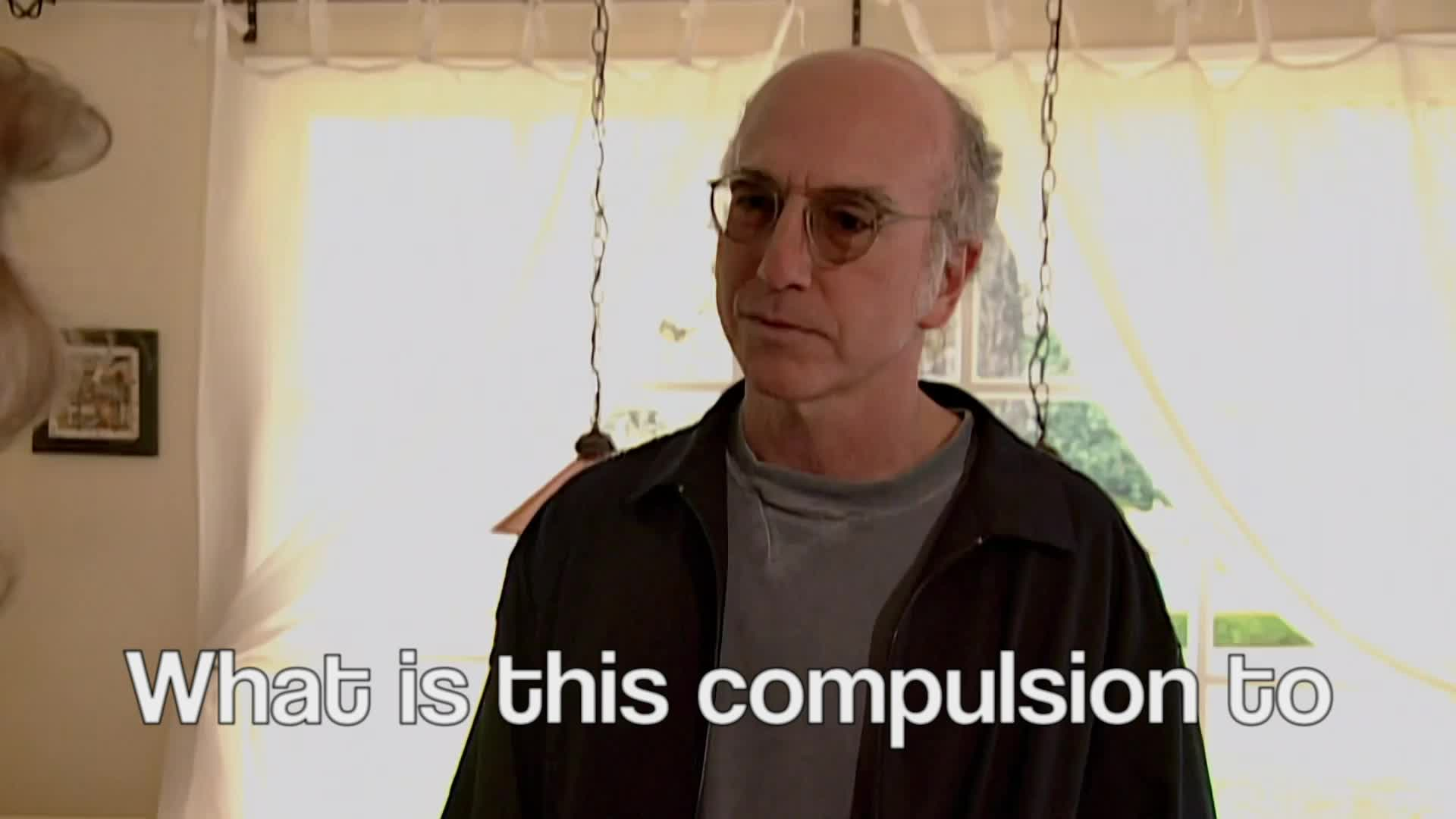 larry david, Curb Dinner GIFs