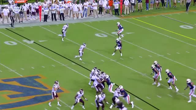 Watch and share 2017 NCAA Football Week 5: Mississippi State At Auburn GIFs on Gfycat