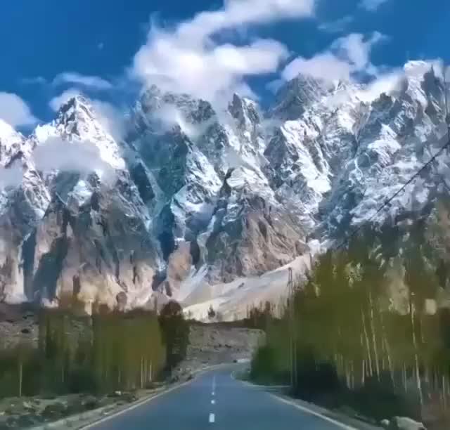 Watch and share Karakoram Highway In Pakistan GIFs on Gfycat