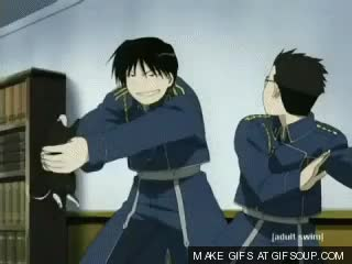 Watch roy mustang GIF on Gfycat. Discover more related GIFs on Gfycat