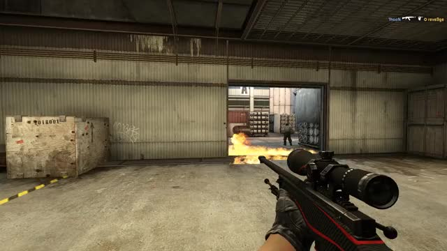 Watch Lucky shot GIF by @zeon76 on Gfycat. Discover more 2 for 1, awp, collateral, csgo, highlight, lucky GIFs on Gfycat