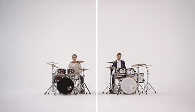 MR PORTER  The Drumbeat - Giada Ghiringhelli GIFs
