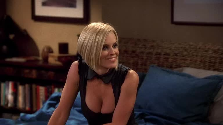 jenny mccarthy, Jenny McCarthy - Two And A Half Men GIFs