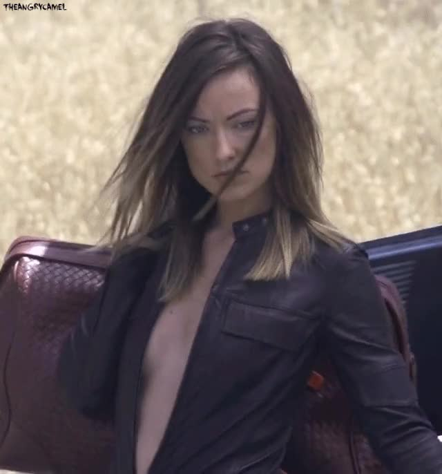 Watch and share Olivia Wilde GIFs on Gfycat