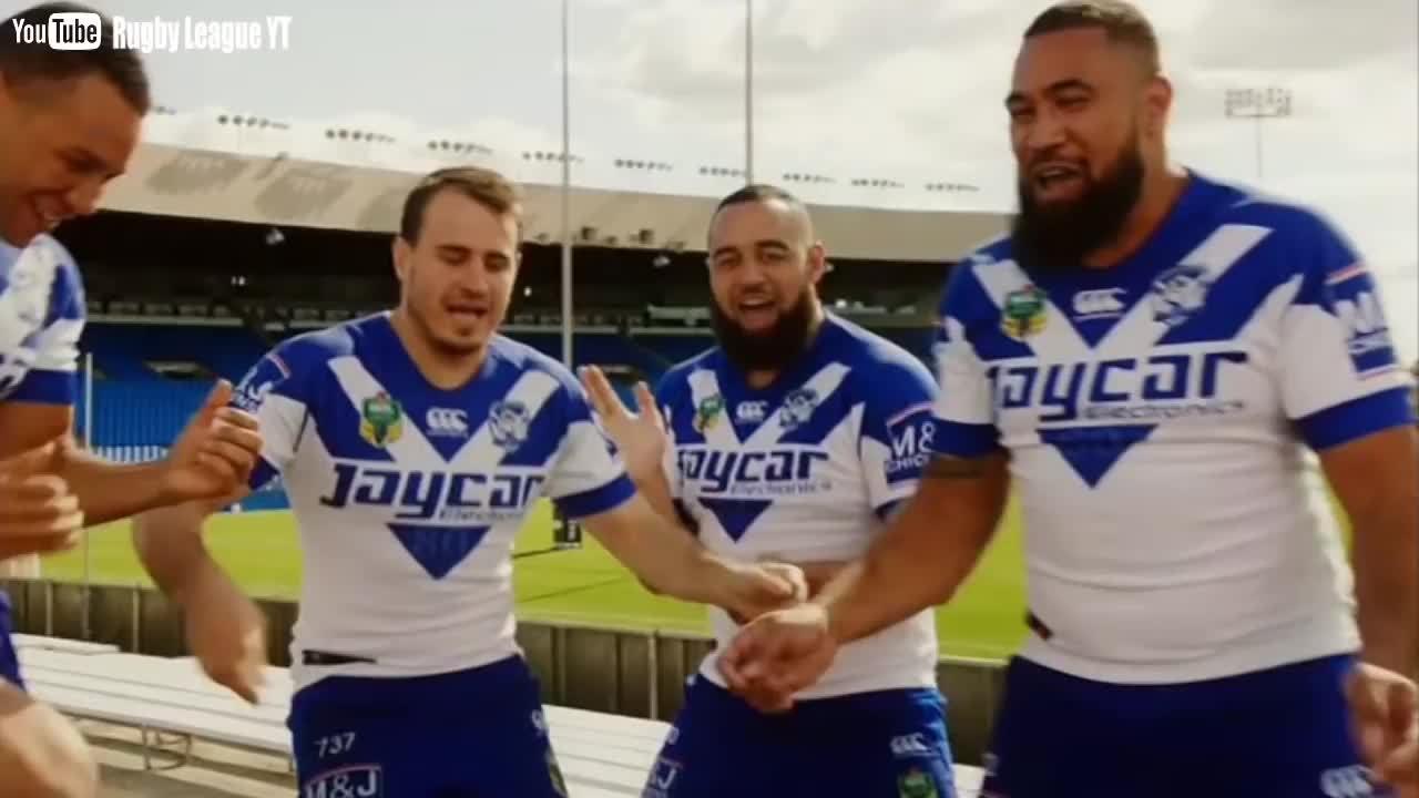 Bulldogs NRL Dancing GIFs