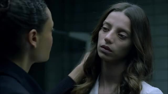 Watch and share Angela Sarafyan GIFs and Thandie Newton GIFs by Reactions on Gfycat