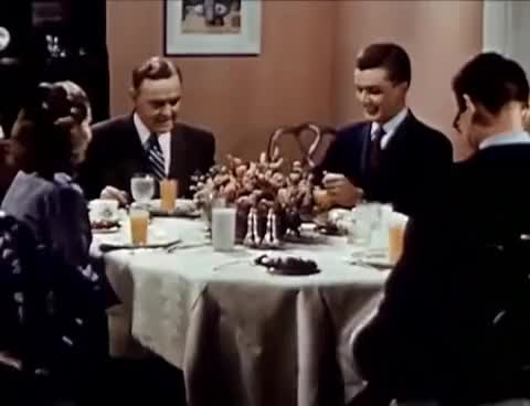 Watch How to Attract a Man - By Ironing, Vacuuming, & Kitchen Skills - 1950s GIF on Gfycat. Discover more related GIFs on Gfycat
