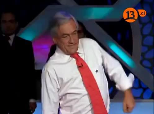 Watch Sebastián Piñera en El Hormiguero GIF on Gfycat. Discover more related GIFs on Gfycat