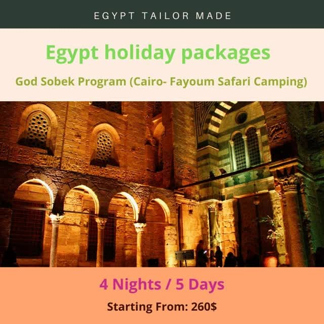 Watch and share Egypt Holiday Packages GIFs by egypttailormade on Gfycat