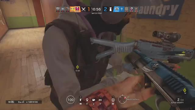 Watch and share Rainbow6 GIFs and Siege GIFs by zaolfe on Gfycat