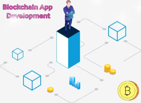 Watch and share Blockchain App Development Company GIFs by Ginete Technologies on Gfycat