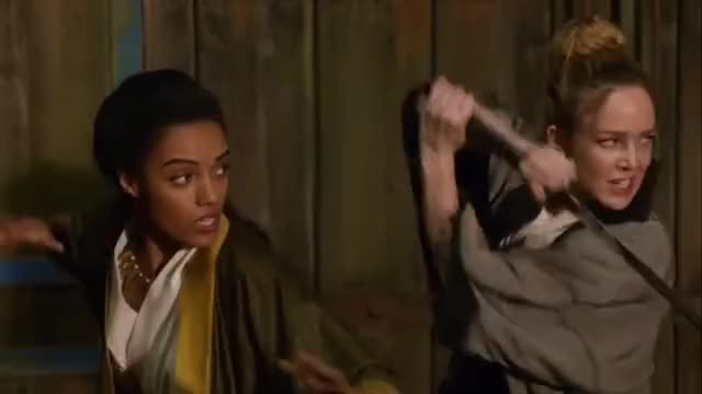 Mick vs Samurai