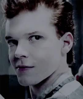 Watch and share Cameron Monaghan GIFs and Gotham GIFs on Gfycat