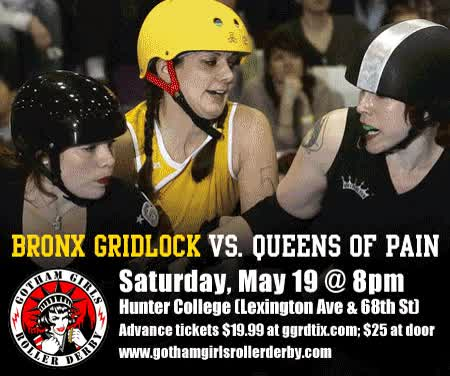 Watch and share Roller Derby GIFs on Gfycat