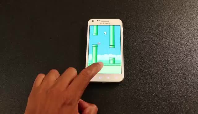 Fail, FlappyBird, LOL, Flappy Bird Fail LOL GIFs