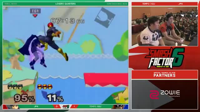 Watch Smash Factor 6 Smash Melee Top 8 Highlights - Demigod Showdown - By Skrai GIF on Gfycat. Discover more vgbc, vgbootcamp, video GIFs on Gfycat