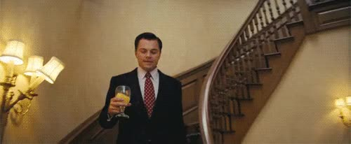 Watch and share Leonardo Dicaprio GIFs and Mimosa GIFs on Gfycat