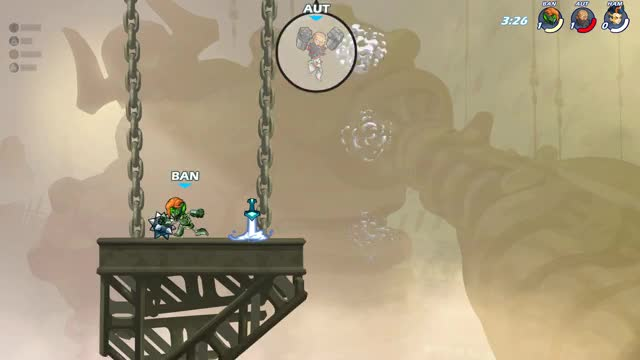 Watch and share Brawlhalla GIFs and Gadgets GIFs by Banjo on Gfycat