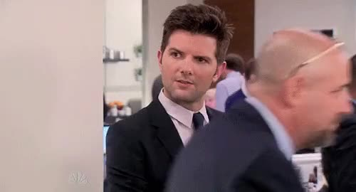 Watch and share Adam Scott GIFs on Gfycat
