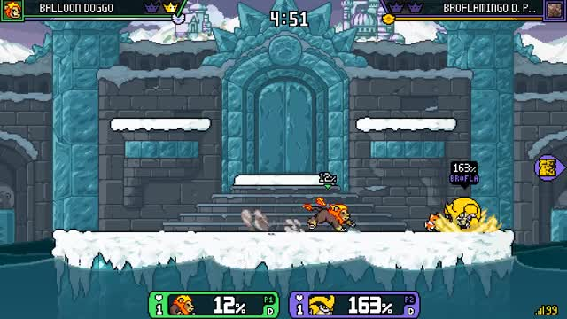 Watch broflamingo double jab to roll read GIF by @balloondoggo on Gfycat. Discover more rivalsofaether GIFs on Gfycat