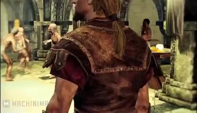 Watch Gamer Poop - Skyrim (#1) GIF on Gfycat. Discover more related GIFs on Gfycat