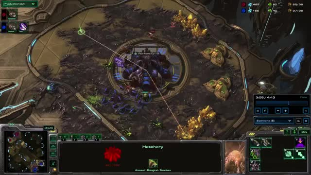 Watch and share Starcraft 2 GIFs and Zerg GIFs by burtically on Gfycat