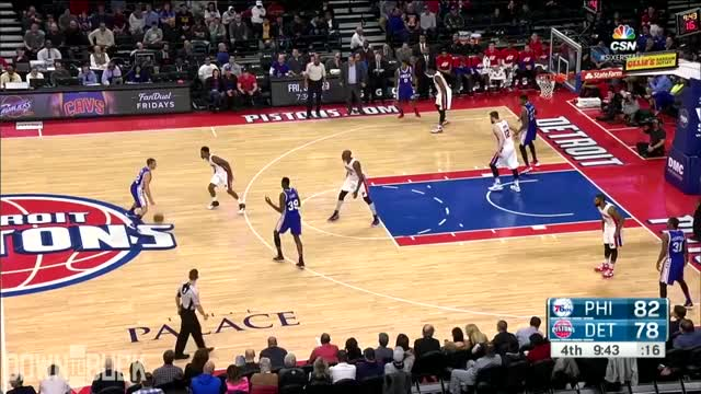 Watch and share Jerami Grant GIFs and Highlights GIFs on Gfycat