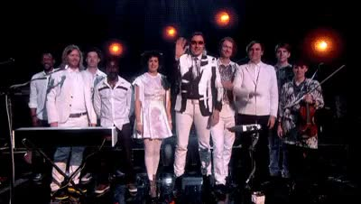 Watch Arcade Fire GIF on Gfycat. Discover more Arcade Fire, Jeremy Gara, Owen Pallett, Reflektor, Regine Chassagne, Richard Reed Parry, Sarah Neufeld, Tim Kingsbury, Will Butler, Win Butler, gif, graham norton show GIFs on Gfycat