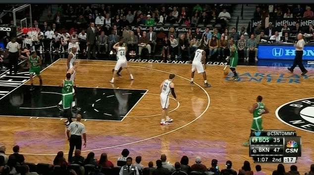 Marcus Smart with a strong and-one play [repost from r/bostonceltics]. (reddit) GIFs