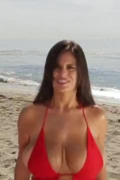 boobs, bounce, hot, not safe for work, nsfw, nude, sexy, [REQUEST] [NSFW] Wendy Fiore's bewbs GIFs