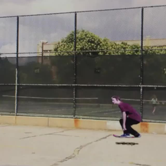 Watch Totally 100% real footage of skaters testing out the new hoverboard. GIF by Daniel Baker (@danbaker) on Gfycat. Discover more related GIFs on Gfycat