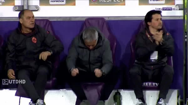 mourinhogifs, reddevils, Naveen Ullal - Was talking about this @SemperFiUnited GIFs