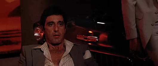 Watch and share Al Pacino GIFs and Scarface GIFs on Gfycat