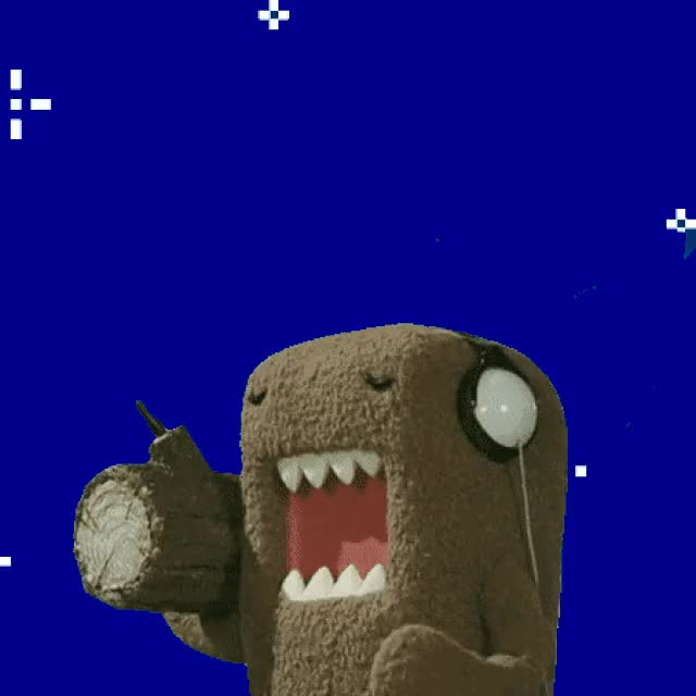 Watch and share Domokun GIFs and Domo GIFs by soaboz on Gfycat