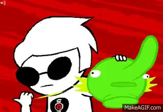 Watch and share Homestuck - [S] Dave: Abscond [Final] GIFs on Gfycat
