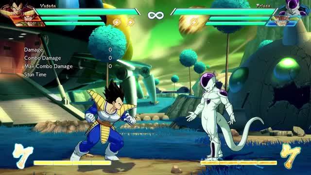 Watch veggie GIF by @plasticguy on Gfycat. Discover more Dragon Ball FighterZ, dbfz GIFs on Gfycat