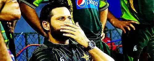Watch and share Shahid Afridi GIFs and Pakistan Team GIFs on Gfycat