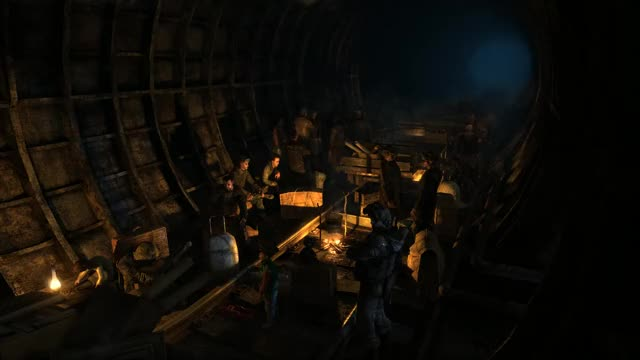 Watch and share Metro 2033 (7) GIFs by lahn92 on Gfycat