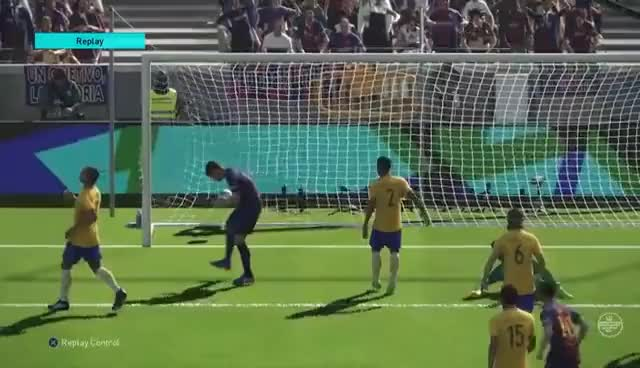 Watch PES 2018 GAMEPLAY - my Impression  #PES2018WT Anfield GIF on Gfycat. Discover more related GIFs on Gfycat