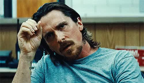 Watch and share Out Of The Furnace GIFs and Christian Bale GIFs on Gfycat