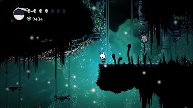 Watch and share SourNico - HollowKnight Skip GIFs on Gfycat