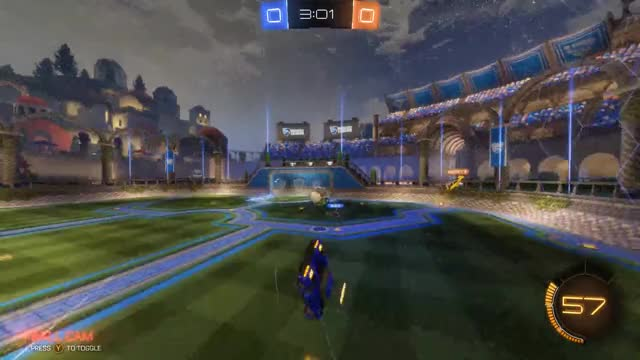 Watch and share Watch Dave__waz__ere's Rocket League Video: The Friggin Redirect! - Plays.tv GIFs on Gfycat